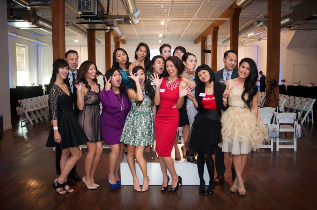 ATG Board at 2014 Fashion for a Passion (photo courtesy of David Loi Studios)